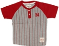 INF Fullbody Pinstripe Jersey Nebraska Cornhuskers, Nebraska  Infant, Huskers  Infant, Nebraska  Childrens, Huskers  Childrens, Nebraska  Kids Jerseys, Huskers  Kids Jerseys, Nebraska  Short Sleeve, Huskers  Short Sleeve, Nebraska INF Fullbody Pinstripe Jersey, Huskers INF Fullbody Pinstripe Jersey