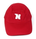 Infant N Red Ball Cap Nebraska Cornhuskers, husker football, nebraska cornhuskers merchandise, nebraska merchandise, husker merchandise, nebraska cornhuskers apparel, husker apparel, nebraska apparel, husker infant and toddler apparel, nebraska cornhuskers infant and toddler apparel, nebraska kids apparel, husker kids apparel, husker kids merchandise, nebraska cornhuskers kids merchandise,Infant Nebraska Ball Cap