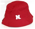 Infant White Bucket Hat Nebraska Cornhuskers, Nebraska  Kids, Huskers  Kids, Nebraska  Kids Hats, Huskers  Kids Hats, Nebraska  Infant, Huskers  Infant, Nebraska Infant White Bucket Hat, Huskers Infant White Bucket Hat