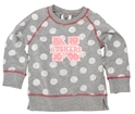 Infants N Toddlers Nebraska Poka Dot Sweatshirt Nebraska Cornhuskers, Nebraska  Infant, Huskers  Infant, Nebraska  Childrens, Huskers  Childrens, Nebraska Pink, Huskers Pink, Nebraska Infants N Toddlers Nebraska Poka Dot Sweatshirt, Huskers Infants N Toddlers Nebraska Poka Dot Sweatshirt