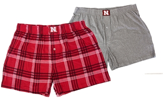Iron N 2 Pack Boxers Nebraska Cornhuskers, Nebraska  Mens Accessories, Huskers  Mens Accessories, Nebraska  Mens Underwear & PJs, Huskers  Mens Underwear & PJs, Nebraska  Underwear & PJs, Huskers  Underwear & PJs, Nebraska  Mens, Huskers  Mens, Nebraska Iron N 2 Pack Boxers, Huskers Iron N 2 Pack Boxers