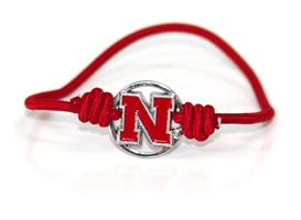 Iron N 2 Pack Stretch Bracelet Nebraska Cornhuskers, Nebraska  Ladies Accessories, Huskers  Ladies Accessories, Nebraska  Ladies, Huskers  Ladies, Nebraska  Jewelry & Hair, Huskers  Jewelry & Hair, Nebraska  Mens Accessories, Huskers  Mens Accessories, Nebraska Iron N 2 Pack Stretch Bracelet, Huskers Iron N 2 Pack Stretch Bracelet