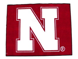 Iron N All Star Rug Nebraska Cornhuskers, Nebraska  Game Room & Big Red Room, Huskers  Game Room & Big Red Room, Nebraska  Office Den & Entry, Huskers  Office Den & Entry, Nebraska  Bedroom & Bathroom, Huskers  Bedroom & Bathroom, Nebraska All-Star, Huskers All-Star