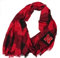 Iron N Buffalo Check Scarf Nebraska Cornhuskers, Nebraska  Ladies Accessories, Huskers  Ladies Accessories, Nebraska  Ladies, Huskers  Ladies, Nebraska Iron N Buffalo Check Scarf, Huskers Iron N Buffalo Check Scarf