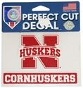 Iron N Cornhusker Decal Nebraska Cornhuskers, Nebraska Vehicle, Huskers Vehicle, Nebraska Stickers Decals & Magnets , Huskers Stickers Decals & Magnets , Nebraska Iron N Cornhusker Decal, Huskers Iron N Cornhusker Decal