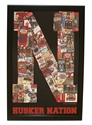 Iron N Framed Ticket Print - Black Nebraska Cornhuskers, Nebraska  Framed Pieces, Huskers  Framed Pieces, Nebraska  Game Room & Big Red Room, Huskers  Game Room & Big Red Room, Nebraska Iron N Framed Ticket Print - Black, Huskers Iron N Framed Ticket Print - Black
