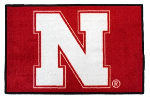 Iron N Starter Rug Nebraska Cornhuskers, Nebraska  Game Room & Big Red Room, Huskers  Game Room & Big Red Room, Nebraska  Office Den & Entry, Huskers  Office Den & Entry, Nebraska  Bedroom & Bathroom, Huskers  Bedroom & Bathroom, Nebraska Starter Rug, Huskers Starter Rug