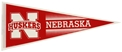 Iron N Wool Pennant Nebraska Cornhuskers, Nebraska  Game Room, Huskers  Game Room, Nebraska  Office Den & Entry   , Huskers  Office Den & Entry   , Nebraska Iron N Wool Pennant, Huskers Iron N Wool Pennant
