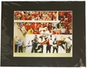 Irving Fryar Autographed Matted Print Nebraska Cornhuskers, Nebraska One of a Kind, Huskers One of a Kind, Nebraska  Former Players, Huskers  Former Players, Nebraska  Photos Prints & Posters, Huskers  Photos Prints & Posters, Nebraska Irving Fryar Autographed Matted Print, Huskers Irving Fryar Autographed Matted Print