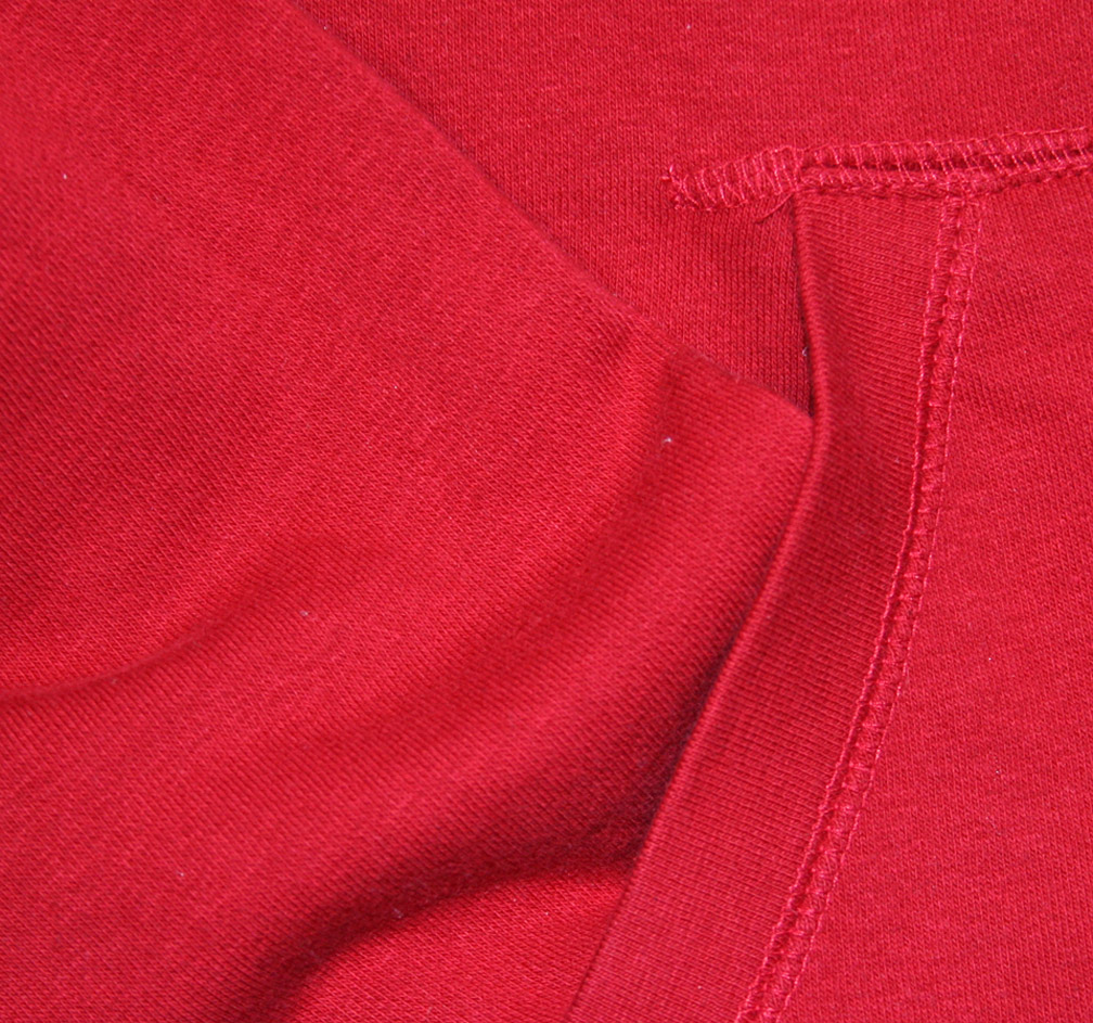 Red Pocket Logo j Amp m Red Pocket Hoody w Oval