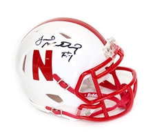 Jordan Westerkamp Autographed Mini Speed Helmet Nebraska Cornhuskers, Nebraska  Former Players, Huskers  Former Players, Nebraska  Balls & Helmets, Huskers  Balls & Helmets, Nebraska Collectibles , Huskers Collectibles , Nebraska Westerkamp Autographed Mini Speed Helmet, Huskers Westerkamp Autographed Mini Speed Helmet