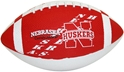 Jr. Rubber Football with New N Husker Logo Nebraska Cornhuskers, Nebraska Fun Stuff, Huskers Fun Stuff, Nebraska  Balls, Huskers  Balls, Nebraska Game Day, Huskers Game Day, Nebraska  Tailgating, Huskers  Tailgating, Nebraska Kids, Huskers Kids, Nebraska  Toys & Games, Huskers  Toys & Games, Nebraska Jr. Rubber Football with New N Husker Logo, Huskers Jr. Rubber Football with New N Husker Logo