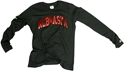 Juniors Long Sleeve Black Tee with Red Shimmer Nebraska Nebraska Cornhuskers, Nebraska  Ladies, Huskers  Ladies, Nebraska  Long Sleeve, Huskers  Long Sleeve, Nebraska  Ladies Tops, Huskers  Ladies Tops, Nebraska  Ladies T-Shirts   , Huskers  Ladies T-Shirts   , Nebraska Womens L/S Black Tee with Red Shimmer Nebraska, Huskers Womens L/S Black Tee with Red Shimmer Nebraska