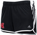 Ladies Adidas Ultimate Short - Black Nebraska Cornhuskers, Nebraska  Shorts, Pants & Skirts, Huskers  Shorts, Pants & Skirts, Nebraska Shorts & Pants, Huskers Shorts & Pants, Nebraska Ladies Adidas Ultimate Short - Black, Huskers Ladies Adidas Ultimate Short - Black