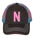 Ladies Aztec Mesh Back Skinny N Trucker Nebraska Cornhuskers, Nebraska  Ladies Hats, Huskers  Ladies Hats, Nebraska  Ladies Hats , Huskers  Ladies Hats , Nebraska Ladies Aztec Mesh Back Skinny N Trucker, Huskers Ladies Aztec Mesh Back Skinny N Trucker