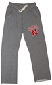 Ladies Grey French Terry  Sweatpant Nebraska Cornhuskers, Nebraska  Shorts, Pants & Skirts, Huskers  Shorts, Pants & Skirts, Nebraska Shorts & Pants, Huskers Shorts & Pants, Nebraska Ladies Grey French Terry  Sweatpant, Huskers Ladies Grey French Terry  Sweatpant