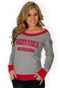Ladies Grey Sparkle Pullover Nebraska Cornhuskers, Nebraska  Crew, Huskers  Crew, Nebraska  Ladies, Huskers  Ladies, Nebraska  Ladies Sweatshirts, Huskers  Ladies Sweatshirts, Nebraska Ladies Grey Sparkle Pullover, Huskers Ladies Grey Sparkle Pullover