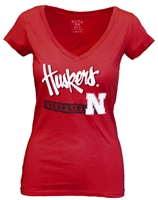 Ladies Huskers Nebraska V-Neck Tee Nebraska Cornhuskers, Nebraska  Ladies Tops, Huskers  Ladies Tops, Nebraska  Ladies T-Shirts, Huskers  Ladies T-Shirts, Nebraska  Ladies, Huskers  Ladies, Nebraska Ladies Huskers Nebraska V-Neck Tee, Huskers Ladies Huskers Nebraska V-Neck Tee