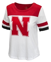 Lady Huskers Money Tee Nebraska Cornhuskers, Nebraska  Ladies T-Shirts, Huskers  Ladies T-Shirts, Nebraska  Ladies, Huskers  Ladies, Nebraska  Short Sleeve, Huskers  Short Sleeve, Nebraska Lady Huskers Money Tee, Huskers Lady Huskers Money Tee