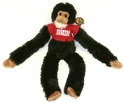 Manny Husker The Monkey Nebraska Cornhuskers, Nebraska  Other Sports, Huskers  Other Sports, Nebraska  Comfy Stuff, Huskers  Comfy Stuff, Nebraska  Game Room & Big Red Room, Huskers  Game Room & Big Red Room, Nebraska  Toys & Games, Huskers  Toys & Games, Nebraska Manny Husker The Monkey, Huskers Manny Husker The Monkey
