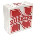 Marble 4 Set N Huskers Coasters Nebraska Cornhuskers, Nebraska  Kitchen & Glassware, Huskers  Kitchen & Glassware, Nebraska  Game Room & Big Red Room, Huskers  Game Room & Big Red Room, Nebraska Marble 4 Set N Huskers Coasters, Huskers Marble 4 Set N Huskers Coasters