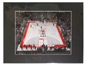 Matted Pinnacle Bank Basketball Court Print Nebraska Cornhuskers, Nebraska  Prints & Posters, Huskers  Prints & Posters, Nebraska  Basketball, Huskers  Basketball, Nebraska Matted Pinnacle Bank Basketball Court Print, Huskers Matted Pinnacle Bank Basketball Court Print