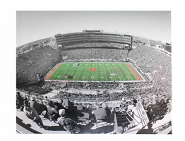 Memorial Stadium Photo Print Nebraska Cornhuskers, Nebraska  Prints & Posters, Huskers  Prints & Posters, Nebraska Memorial Stadium Photo Print, Huskers Memorial Stadium Photo Print