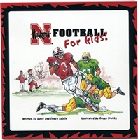 N Football For Kids Nebraska Cornhuskers, Husker Football for Kids!
