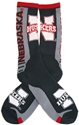 N Husker Logo Sock Nebraska Cornhuskers, Nebraska  Footwear, Huskers  Footwear, Nebraska  Ladies, Huskers  Ladies, Nebraska  Mens, Huskers  Mens, Nebraska  Mens Accessories, Huskers  Mens Accessories, Nebraska  Ladies Accessories    , Huskers  Ladies Accessories    , Nebraska N Husker Logo Sock, Huskers N Husker Logo Sock