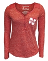 N Nebraska Henley Gwen Lace Nebraska Cornhuskers, Nebraska  Ladies T-Shirts, Huskers  Ladies T-Shirts, Nebraska  Long Sleeve, Huskers  Long Sleeve, Nebraska  Ladies, Huskers  Ladies, Nebraska  Ladies Tops, Huskers  Ladies Tops, Nebraska N Nebraska Henley Gwen Lace, Huskers N Nebraska Henley Gwen Lace