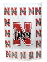 NHuskers TD Bathroom Set Nebraska Cornhuskers, Nebraska  Bedroom & Bathroom, Huskers  Bedroom & Bathroom, Nebraska Bathroom 7 Piece Set, Huskers Bathroom 7 Piece Set