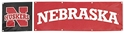 Nebraska 8ft Banner Nebraska Cornhuskers, Nebraska  Flags & Windsocks, Huskers  Flags & Windsocks, Nebraska  Game Room & Big Red Room, Huskers  Game Room & Big Red Room, Nebraska Nebraska 8ft Banner, Huskers Nebraska 8ft Banner