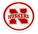 Nebraska 9 Inch Paper Plate Pack Nebraska Cornhuskers, Nebraska  Kitchen & Glassware, Huskers  Kitchen & Glassware, Nebraska  Game Room & Big Red Room, Huskers  Game Room & Big Red Room, Nebraska  Tailgating, Huskers  Tailgating, Nebraska  Summer Fun, Huskers  Summer Fun, Nebraska Nebraska 9 Inch Paper Plate Pack, Huskers Nebraska 9 Inch Paper Plate Pack