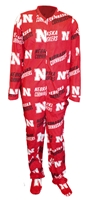 Nebraska Adult Onesie Nebraska Cornhuskers, Nebraska  Mens Underwear & PJs, Huskers  Mens Underwear & PJs, Nebraska  Ladies Underwear & PJs, Huskers  Ladies Underwear & PJs, Nebraska  Novelty, Huskers  Novelty, Nebraska  Tailgating, Huskers  Tailgating, Nebraska  Mens, Huskers  Mens, Nebraska  Ladies, Huskers  Ladies, Nebraska  Underwear & PJs, Huskers  Underwear & PJs, Nebraska Nebraska Adult Onesie, Huskers Nebraska Adult Onesie