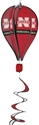Nebraska Air Balloon Spinner Nebraska Cornhuskers, Nebraska  Flags & Windsocks, Huskers  Flags & Windsocks, Nebraska  Patio, Lawn & Garden, Huskers  Patio, Lawn & Garden, Nebraska Nebraska Air Balloon Spinner, Huskers Nebraska Air Balloon Spinner