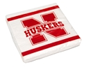 Nebraska Beverage Napkin Pack Nebraska Cornhuskers, Nebraska  Kitchen & Glassware, Huskers  Kitchen & Glassware, Nebraska  Game Room & Big Red Room, Huskers  Game Room & Big Red Room, Nebraska  Tailgating, Huskers  Tailgating, Nebraska  Summer Fun, Huskers  Summer Fun, Nebraska Nebraska Beverage Napkin Pack, Huskers Nebraska Beverage Napkin Pack