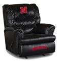 Nebraska Big Daddy Leather Recliner Nebraska Cornhuskers, Nebraska  Game Room & Big Red Room, Huskers  Game Room & Big Red Room, Nebraska  Office Den & Entry, Huskers  Office Den & Entry, Nebraska  Bedroom & Bathroom, Huskers  Bedroom & Bathroom, Nebraska Nebraska Big Daddy Leather Recliner, Huskers Nebraska Big Daddy Leather Recliner
