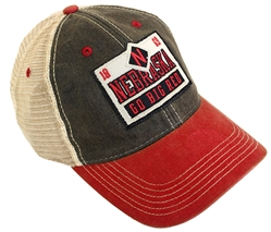 Nebraska Billboard Old Favorite Cap Nebraska Cornhuskers, Nebraska  Mens Hats, Huskers  Mens Hats, Nebraska  Mens, Huskers  Mens, Nebraska Nebraska Billboard Old Favorite Cap, Huskers Nebraska Billboard Old Favorite Cap