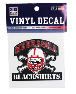 Nebraska Blackshirts Decal Nebraska Cornhuskers, Nebraska Vehicle, Huskers Vehicle, Nebraska Stickers Decals & Magnets, Huskers Stickers Decals & Magnets, Nebraska Volleyball, Huskers Volleyball, Nebraska Nebraska Volleyball Decal, Huskers Nebraska Volleyball Decal