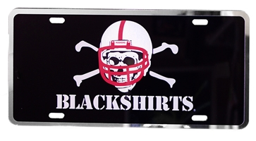 Nebraska Blackshirts License Plate Nebraska Cornhuskers, Nebraska Vehicle, Huskers Vehicle, Nebraska Blackshirts, Huskers Blackshirts, Nebraska Nebraska Blackshirts License Plate, Huskers Nebraska Blackshirts License Plate
