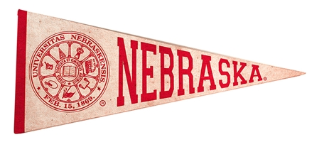 Nebraska Canvas Pennant Nebraska Cornhuskers, Nebraska  Bedroom & Bathroom, Huskers  Bedroom & Bathroom, Nebraska  Office Den & Entry, Huskers  Office Den & Entry, Nebraska  Game Room & Big Red Room, Huskers  Game Room & Big Red Room, Nebraska  Framed Pieces, Huskers  Framed Pieces, Nebraska Nebraska Canvas Pennant, Huskers Nebraska Canvas Pennant