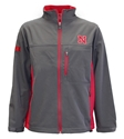 Nebraska Colosseum Shell Jacket Nebraska Cornhuskers, Nebraska  Mens Outerwear, Huskers  Mens Outerwear, Nebraska  Mens Sweatshirts, Huskers  Mens Sweatshirts, Nebraska  Mens, Huskers  Mens, Nebraska  Mens, Huskers  Mens, Nebraska Zippered, Huskers Zippered, Nebraska Nebraska Colosseum Shell Jacket, Huskers Nebraska Colosseum Shell Jacket