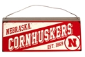 Nebraska Cornhuskers Est. Tin Sign Nebraska Cornhuskers, Nebraska  Bedroom & Bathroom, Huskers  Bedroom & Bathroom, Nebraska  Office Den & Entry, Huskers  Office Den & Entry, Nebraska  Game Room & Big Red Room, Huskers  Game Room & Big Red Room, Nebraska  Framed Pieces, Huskers  Framed Pieces, Nebraska Nebraska Cornhuskers Est. Tin Sign, Huskers Nebraska Cornhuskers Est. Tin Sign