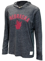 Nebraska Cornhuskers Hooded Jersey Tee Nebraska Cornhuskers, Nebraska  Mens T-Shirts, Huskers  Mens T-Shirts, Nebraska  Mens, Huskers  Mens, Nebraska  Long Sleeve, Huskers  Long Sleeve, Nebraska Nebraska Cornhuskers Hooded Jersey Tee, Huskers Nebraska Cornhuskers Hooded Jersey Tee