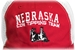 Nebraska Cow Tipping Team Cap - Red - HT-B7762