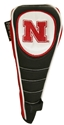 Nebraska Fairway Headcover Nebraska Cornhuskers, Nebraska Golf Items, Huskers Golf Items, Nebraska Nebraska Fairway Headcover, Huskers Nebraska Fairway Headcover