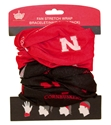 Nebraska Fan Stretch Wrap Nebraska Cornhuskers, Nebraska  Jewelry & Hair, Huskers  Jewelry & Hair, Nebraska  Ladies, Huskers  Ladies, Nebraska Nebraska Fan Stretch Wrap, Huskers Nebraska Fan Stretch Wrap