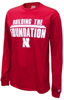Nebraska Foundation LS Tee Nebraska Cornhuskers, Nebraska  Mens T-Shirts, Huskers  Mens T-Shirts, Nebraska  Mens, Huskers  Mens, Nebraska  Long Sleeve, Huskers  Long Sleeve, Nebraska Nebraska Foundation LS Tee, Huskers Nebraska Foundation LS Tee