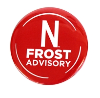Nebraska Frost Advisory Button Nebraska Cornhuskers, Nebraska  Ties & Pins, Huskers  Ties & Pins, Nebraska  Beads & Fun Stuff, Huskers  Beads & Fun Stuff, Nebraska Welcome Home Coach Frost, Huskers Welcome Home Coach Frost, Nebraska Nebraska Frost Advisory  Button, Huskers Nebraska Frost Advisory  Button