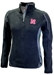 Nebraska Gals Crosslight Columbia Half Zip - AW-A6187